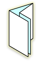 4-panel fold