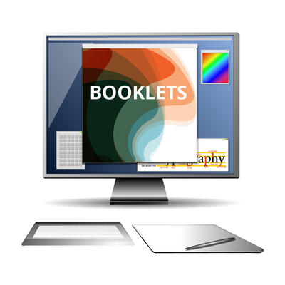 Booklet Graphic Design Services
