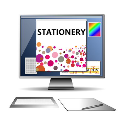 Stationery Graphic Design Services